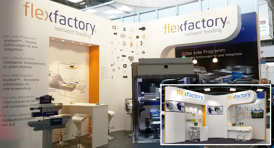 flexfactory messeauftritt